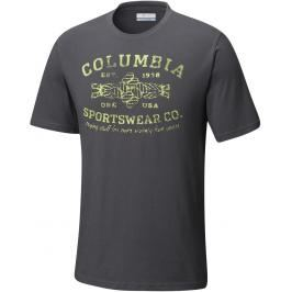 Columbia Rough N' Rocky Short Sleeve Tee S