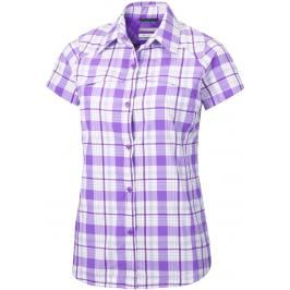 Columbia Silver Ridge Multi Plaid S/S Shirt M