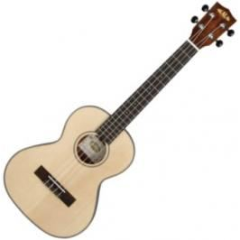 Kala Spruce Top Mahogany Travel Tenor Ukulele with Gigbag
