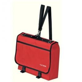 GEWA 277402 Bag for Music Stand and Music Sheets Basic Red