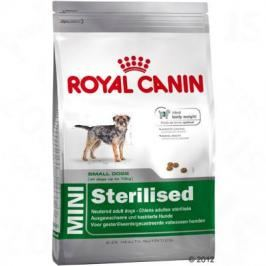 Royal Canin Mini Adult Sterilised - 8 kg
