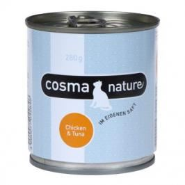 Cosma Nature 6 x 280 g - tuniak