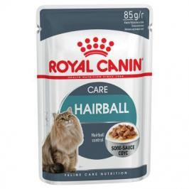 Royal Canin Hairball Care v omáčke - 12 x 85 g