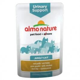 Almo Nature Urinary Support kapsička 6 x 70 g - s rybou